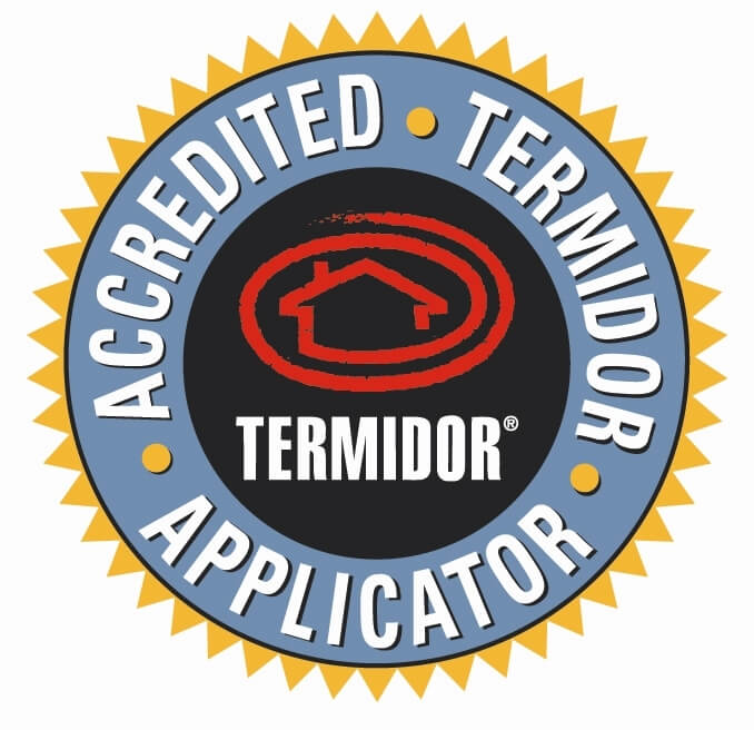 Termidor accredited applicator - budget Pest control