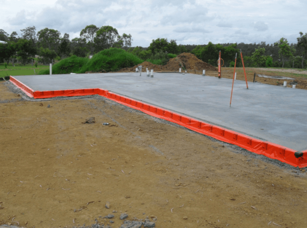 Physical Barrier - Pre-construction termite management